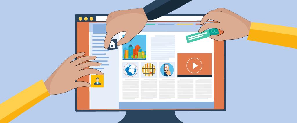 Création de site internet : avoir un site internet pour son entreprise à Nouméa
