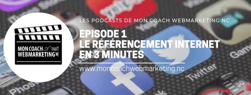 Podcasts Webmarketing - Agence Web nouméa